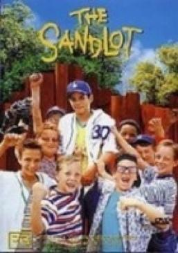 The Sandlot - DVD cover