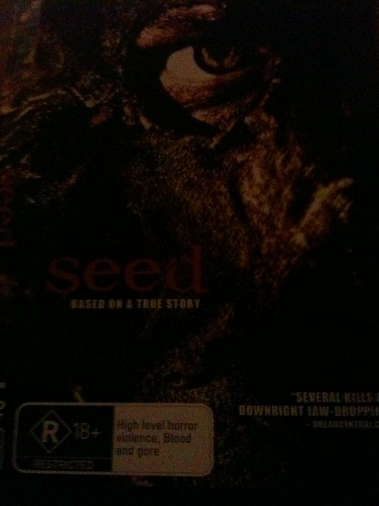 Seed -  cover