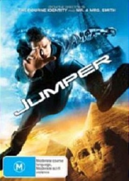 Jumper - Laser Disc cover
