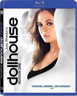 Dollhouse - Blu-ray cover