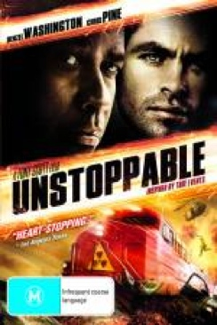 Unstoppable - DVD cover