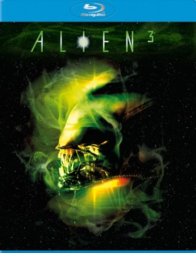 Alien 3 - Blu-ray cover