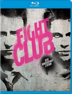 Fight Club - Blu-ray cover