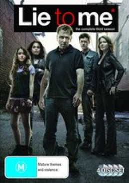Lie To Me - DVD cover
