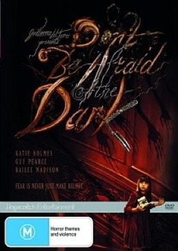 Don't Be Afraid Of The Dark - DVD cover