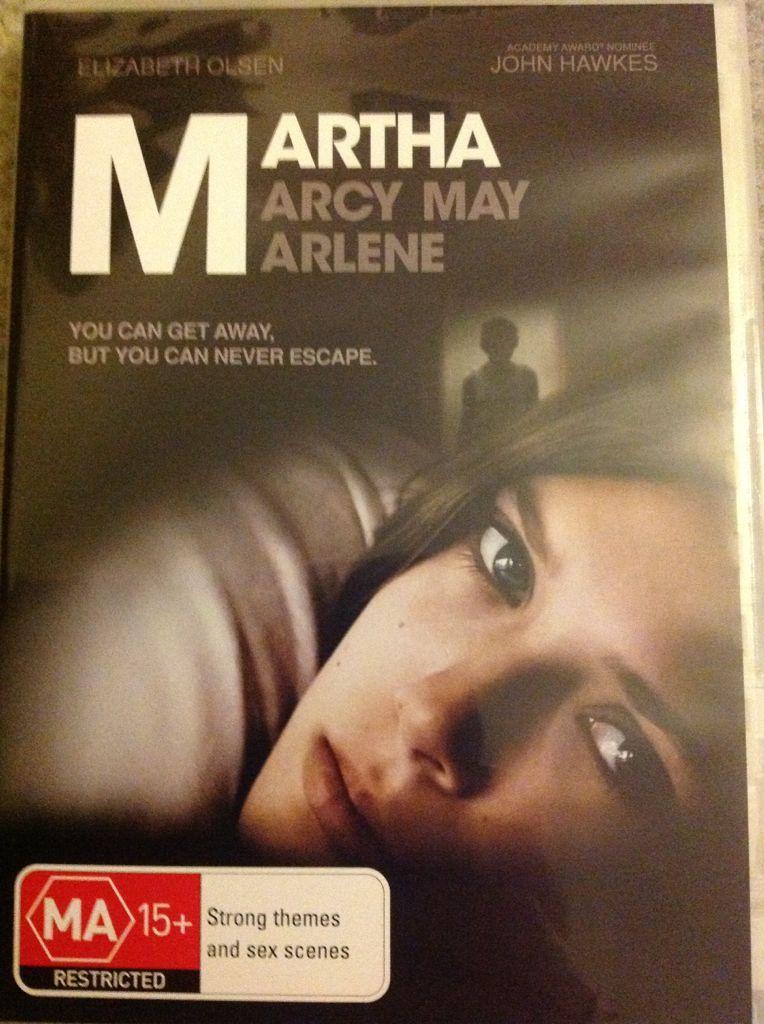 Martha Marcy May Marlene -  cover