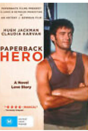 Paperback Hero -  cover