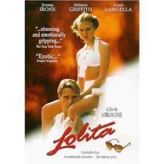 Lolita - DVD cover