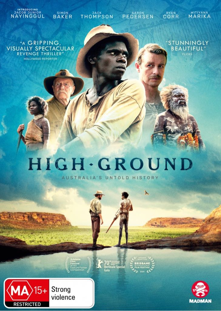 2520 - High Ground -  cover