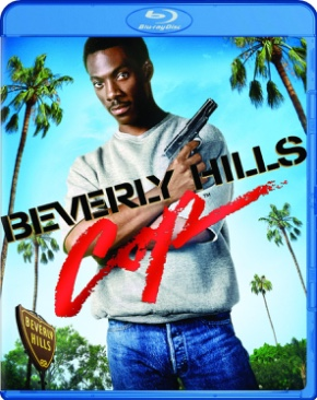 Beverly Hills Cop - Blu-ray cover