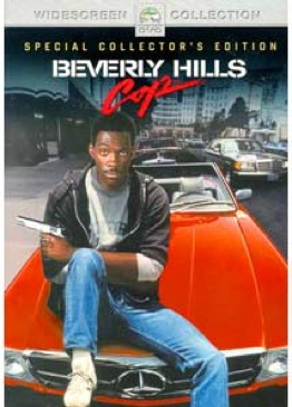Beverly Hills Cop - DVD cover