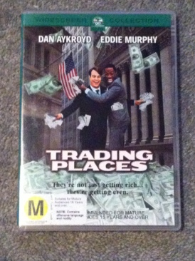 Trading Places - Video CD cover