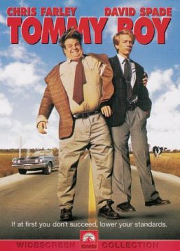 Tommy Boy - HD DVD cover
