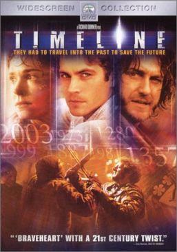 Timeline - DVD cover