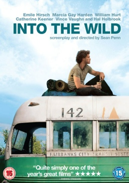 Into the Wild - DVD cover