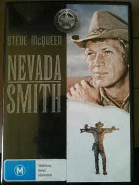 Nevada Smith - DVD cover