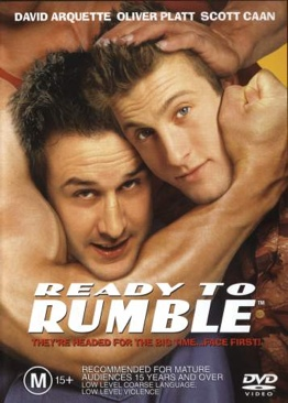 Ready to Rumble - DVD cover