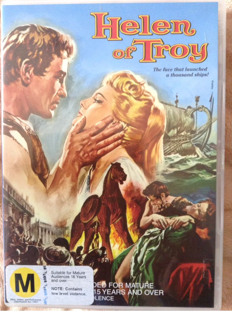 Helen of Troy -  cover