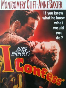 I Confess - DVD cover