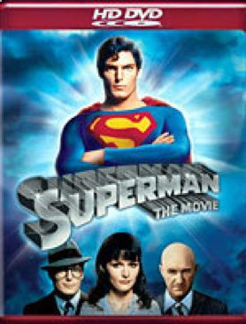 Superman - HD DVD cover