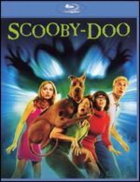 Scooby-Doo - Blu-ray cover