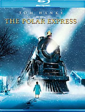 The Polar Express - Blu-ray cover