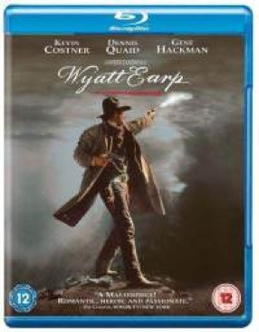 Wyatt Earp - Blu-ray cover