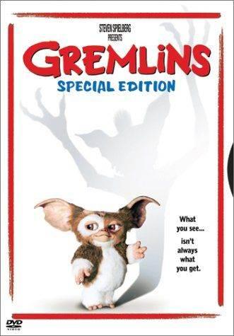 Gremlins - CED cover