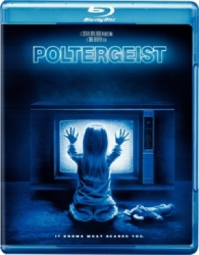 Poltergeist - Blu-ray cover