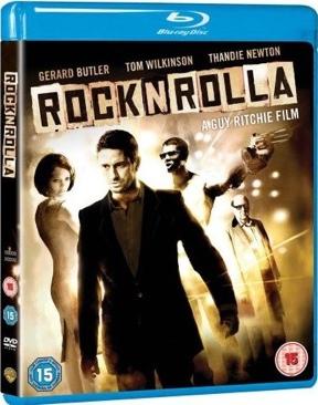RockNRolla - Blu-ray cover