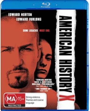 American History X - Blu-ray cover
