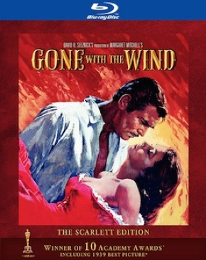 Gone with the Wind - Blu-ray cover