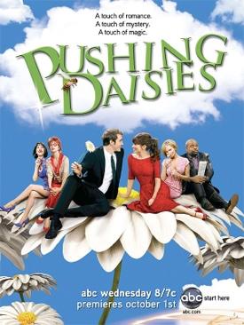 Pushing Daisies - UMD cover