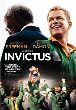 Invictus - DVD cover