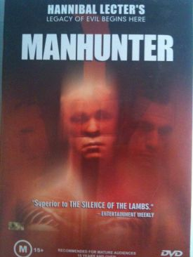 Manhunter - DVD cover