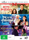 Hallmark * Merry Matrimony, Help for the Holidays, Matchmaker Santa -  cover