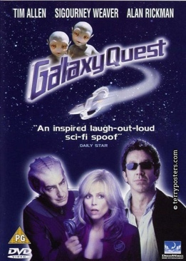 Galaxy Quest - Video CD cover