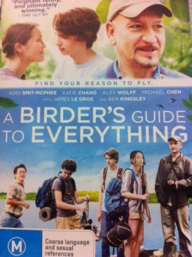 A Birder's Guide To Everything - DVD cover