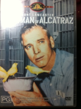 Birdman of Alcatraz - DVD cover