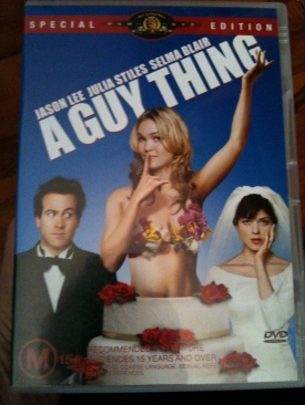 A Guy Thing - DVD cover