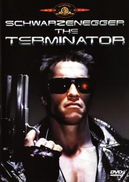 The Terminator - DVD cover