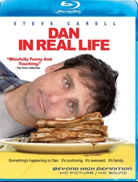 Dan In Real Life - Blu-ray cover