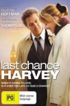Last Chance Harvey - DVD cover
