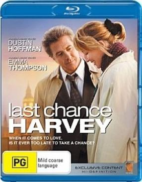 Last Chance Harvey - Blu-ray cover