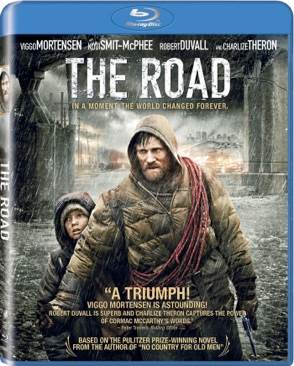 The Road - Blu-ray cover