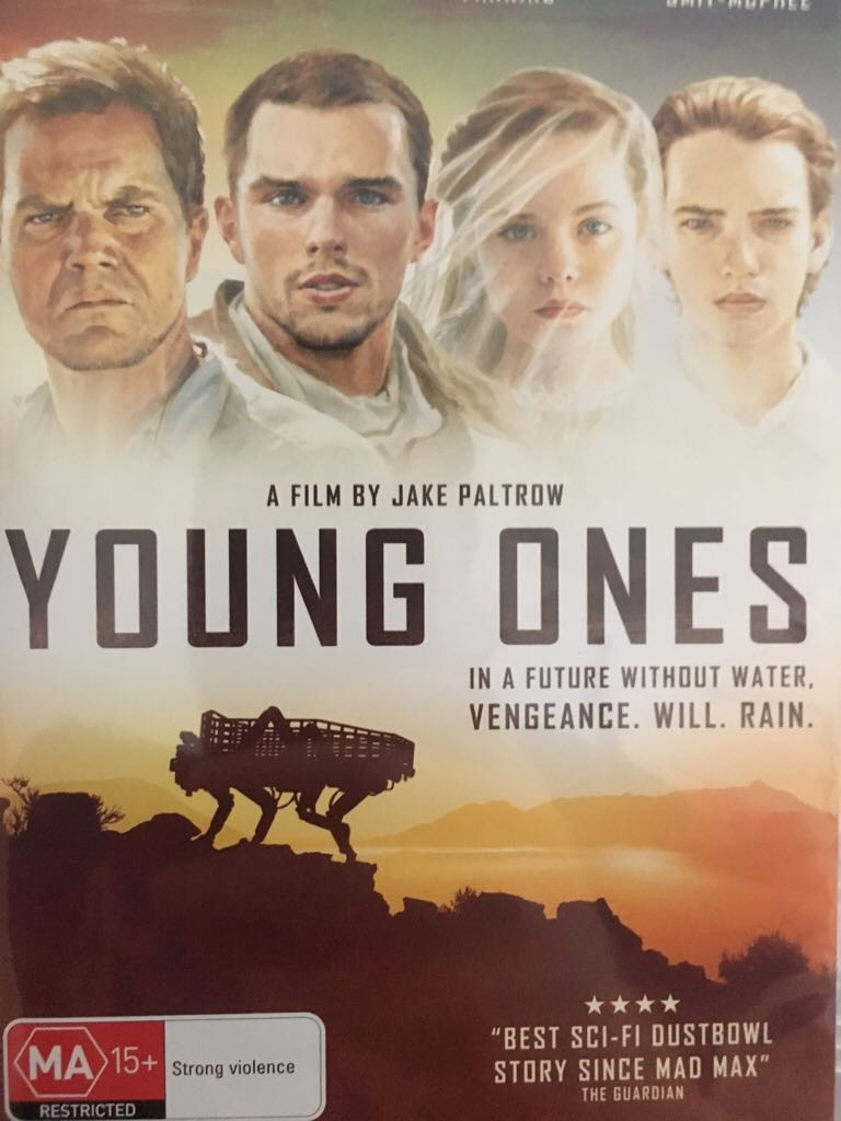 Young Ones -  cover