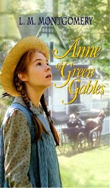 Anne of Green Gables - Blu-ray cover