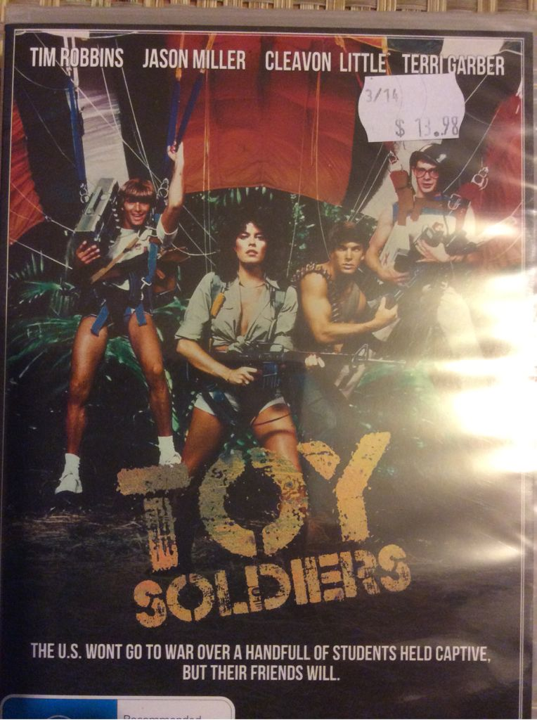 Toy Soldiers -  cover