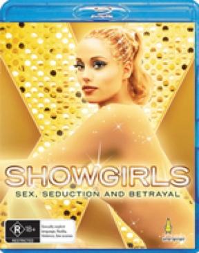 Showgirls - Blu-ray cover