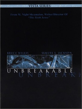 Unbreakable - Video CD cover